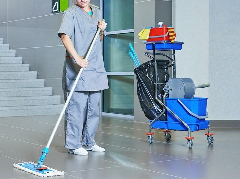Servizi di pulizia - Solaria Società Cooperativa